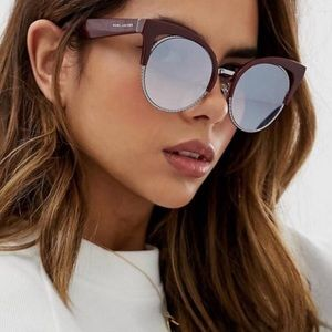 💯AUTHENTIC Marc Jacobs cat eyes sunglasses NEW